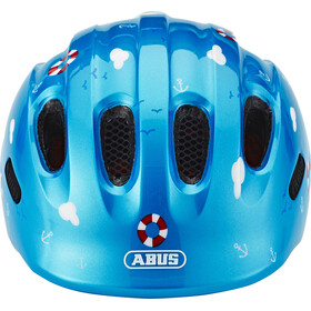 ABUS Smiley 2.0 Casco Niños, turquoise sailor